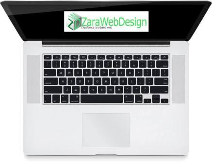 Diseño páginas web en Zaragoza